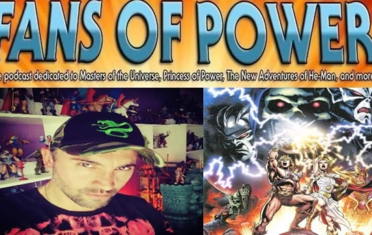 Fans of Power 190 - Special Guest Axel Giménez!!