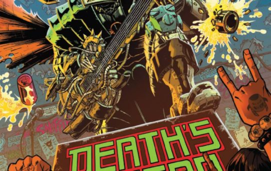DEATHS HEAD #1 (OF 4) Preview