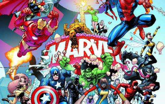 MARVEL CELEBRATES ITS BIRTHDAY ON AUGUST 31!
