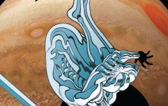 SILVER SURFER BLACK #2 (OF 5) Preview