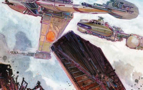STAR WARS TIE FIGHTER #4 (OF 5) Preview