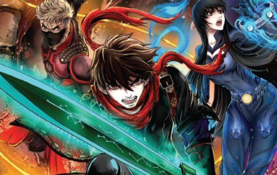 SWORD MASTER #1 Preview
