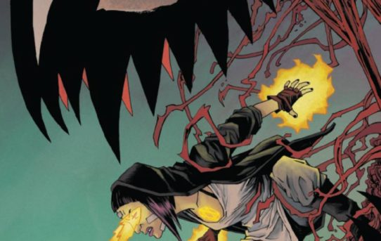 WEB OF VENOM FUNERAL PYRE #1 Preview