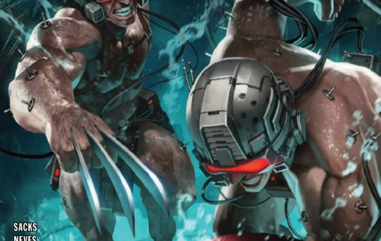 WOLVERINE AND CAPTAIN AMERICA WEAPON PLUS #1 Preview