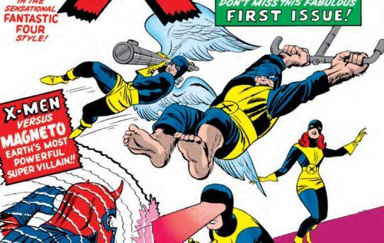 X-MEN #1 FACSIMILE EDITION Preview