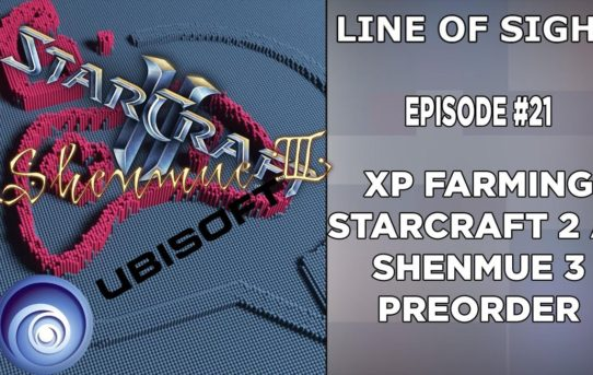 Ubisoft XP farming crackdown, Starcraft 2 AI joins ladder, and Shenmue 3 backer woes!