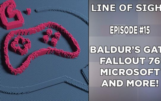 Baldur's Gate 3 tease, Microsoft comes to Steam, and more! Line of Sight #15