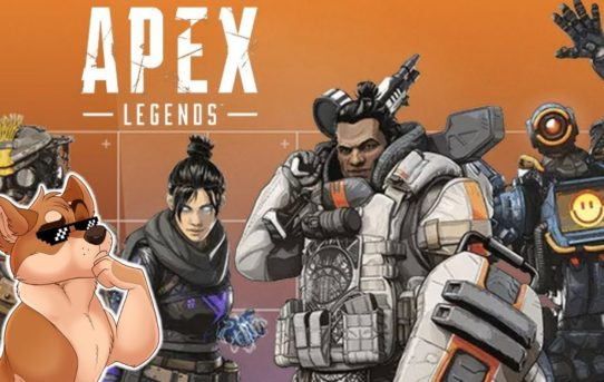 Apex Legends! Rags Reviews