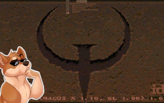 Quake | Rags Reviews