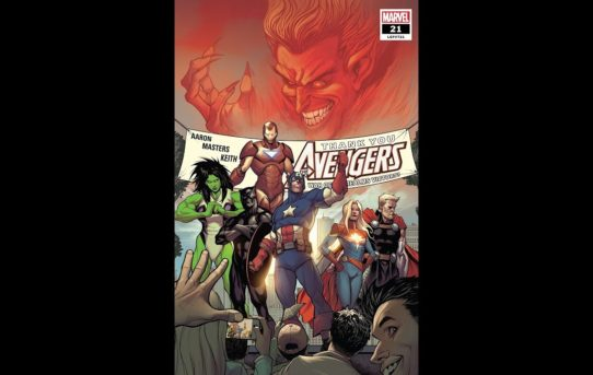 Comic Book Chronicles Ep. 321: Avengers Hot Tub Party Machine