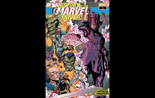 Comic Book Chronicles Ep. 323: Hickman X Marvela