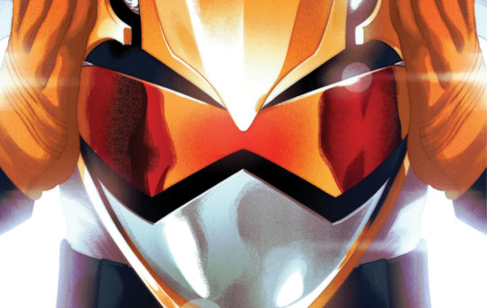 BOOM! Studios & Hasbro Announce MIGHTY MORPHIN POWER RANGERS #40 Variant Cover at SDCC® To Benefit Make-A-Wish®