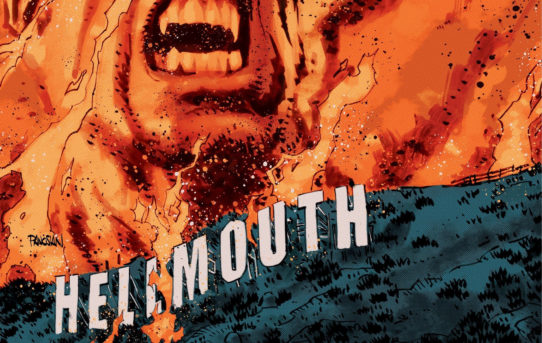 HELLMOUTH Forms An All New TEAM SPIKE in ANGEL #6