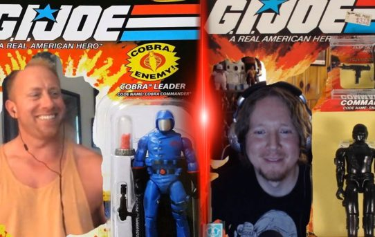 "Capes and Commentaries #58 - G.I. Joe ""Arise, Serpentor, Arise!"" Part 4 & 5"
