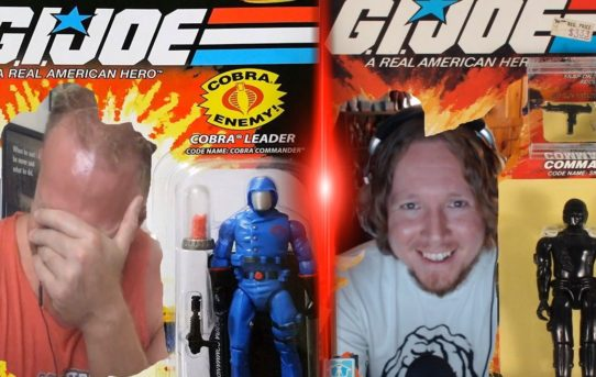 "Capes and Commentaries #57 - G.I. Joe ""Arise, Serpentor, Arise! Part 2 & 3"""