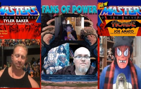 Fans of Power Episode 195 - Top 10 MOTU Episodes w/ Special Guest Kevin Sharpe!