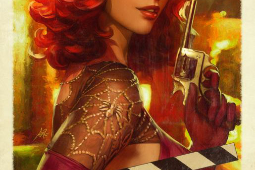 Artgerm Variant Revealed for THE AMAZING MARY JANE #1!