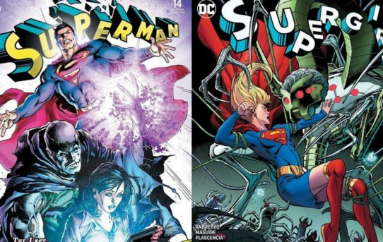 DESTROY SUPERMAN AND SUPERGIRL!