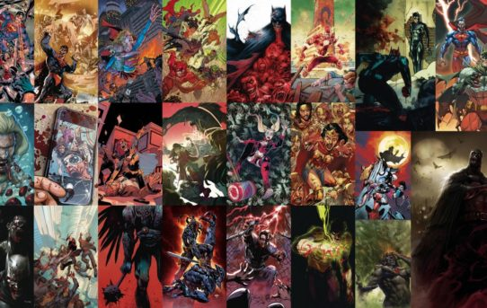 DCEASED SPREADS INFECTION WITH  OCTOBER VARIANT COVERS