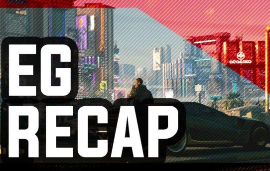 EG Recap 5: Cyberpunk Details, Mount & Blade II, Classic WoW Connections, D&D Strategy