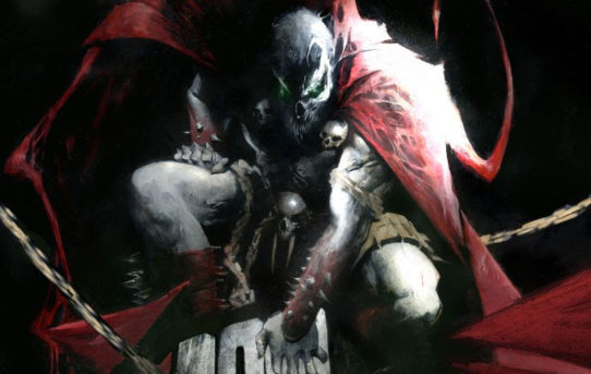 SPAWN #300 JASON SHAWN ALEXANDER COVER REVEALED