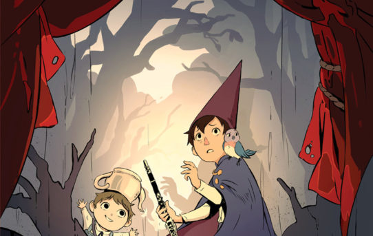 Your First Look at OVER THE GARDEN WALL™: SOULFUL SYMPHONIES #1 From BOOM! Studios