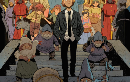Face the Legendary FOLKLORDS in New Comic Book Series By Matt Kindt and Matt Smith