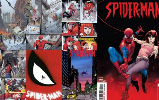 Spider Man #1 Review