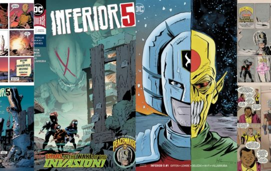 Inferior 5 #1 Review