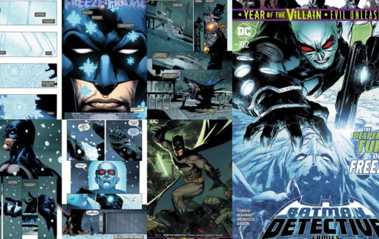 Detective Comics #1012 Review
