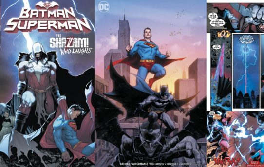 Batman Superman #2 Review