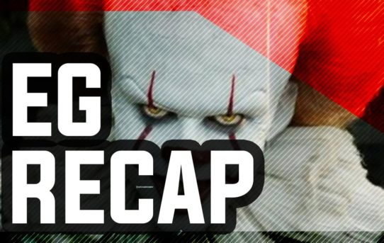 Disco Elysium, The Vision, Pennywise RE2 Mod