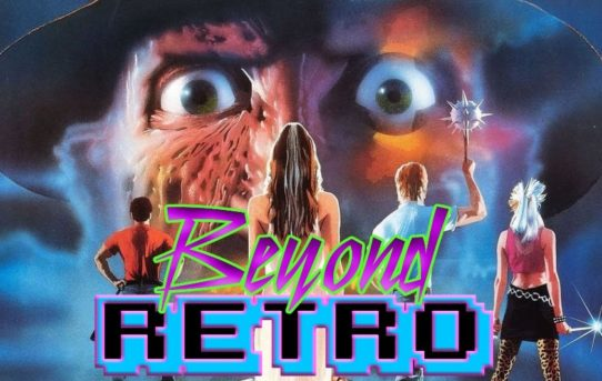 Beyond Retro #76 - Nightmare On Elm Street Part 3: The Dream Warriors