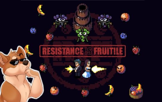 Resistance is Fruitile | Rags Reviews