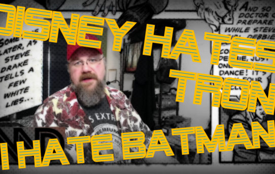 Nerd News Desk - DRM Ruins Everything Just Like Tom King Ruined Batman