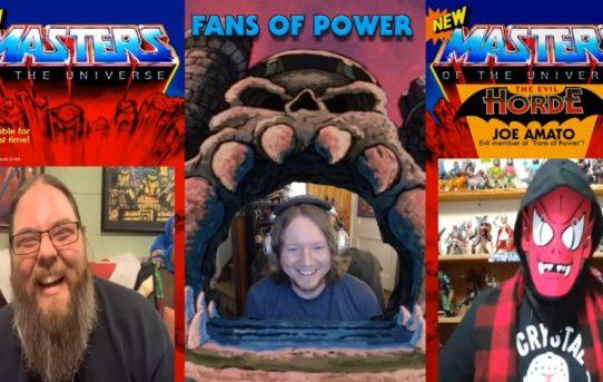 Fans of Power #210 - Legend of Grayskull Review, MOTU Movie Cancelled?! w/ POTU Co-Host Jeremy!