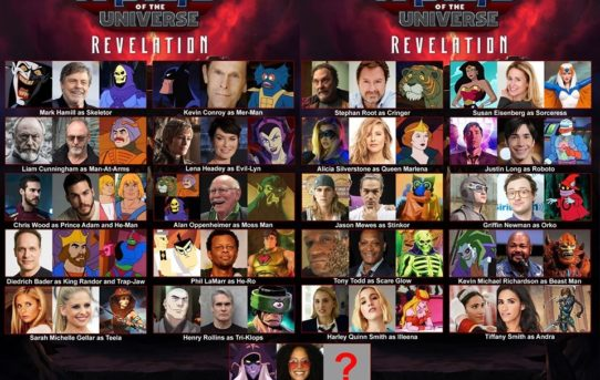 Fans Of Power #213 - MOTU Revelation Cast Revealed & More w/ Special Guest David Clark!