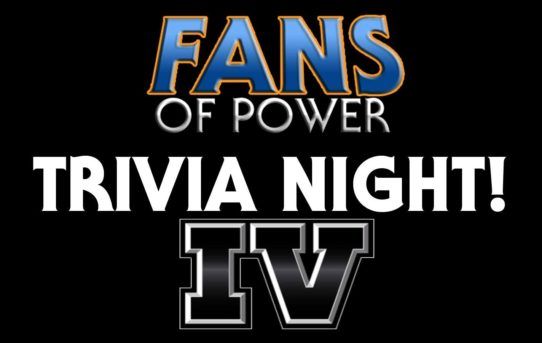 Fans Of Power #219 - MOTU Trivia Night & Giveaways IV