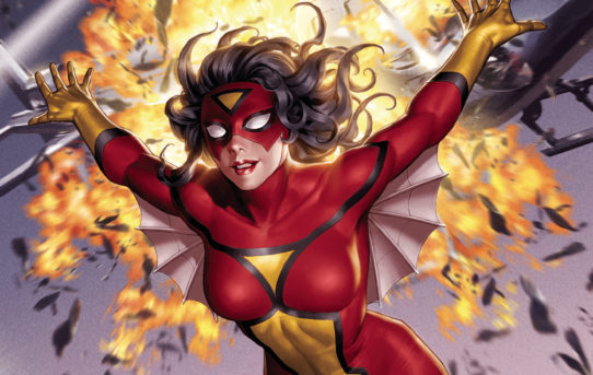 Spider-Woman 1 Byte Review
