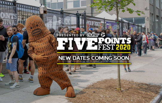 FIVE POINTS FEST 2020 COVID-19 UPDATE