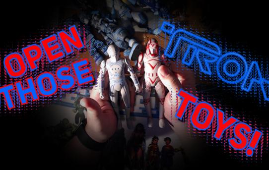 DST TRON Toys!