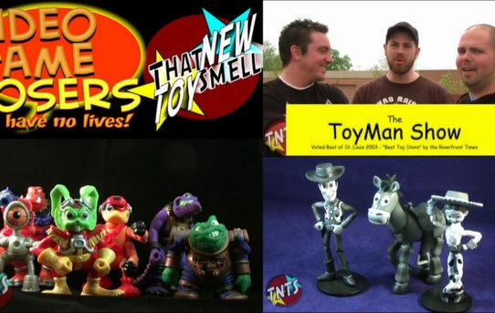 That New Toy Smell Field Trip and Disney Delusions!