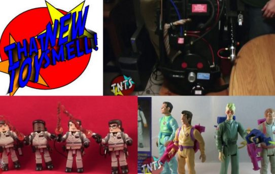 That New Toy Smell Episode 14 - Who Ya Gonna Call? COMPLETE!