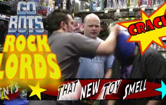 That New Toy Smell Episode 15 - The Rock Lords! COMPLETE!