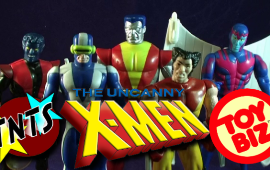 That New Toy Smell Episode 18 - The Uncanny X-Men by Toy Biz!