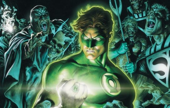 Comic Book Chronicles Ep. 364: In Blackest Night