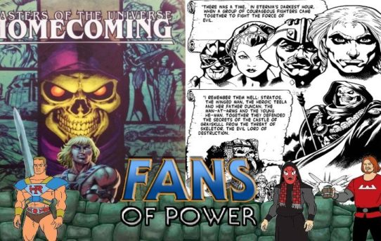 Fans Of Power #230 - Masters Of The Universe Homecoming, Origins Figures Hit The Market & More!