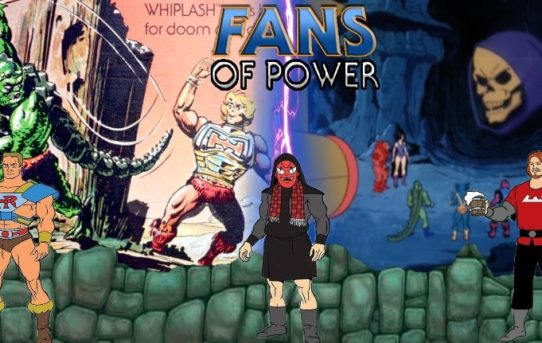 Fans Of Power #233 - The Shadow Of Skeletor Commentary, Character Spotlight: Whiplash! & More!