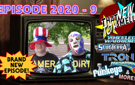 That New Toy Smell Episode 2020 - 9: Top 5 Discontinued Toy Lines