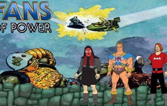 Fans Of Power #236 - Battle In The Clouds Review, Joe Ate Too Many Donuts Before The Show & More!